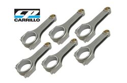 Carrillo Pro-h Rod 22mm Pin Size Fits Chevy Ecotec 2.0 Ltg With Carr Bolts