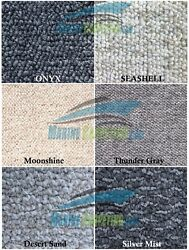 2000-2005 Sea Ray 460 Sundancer 4 Or 5-piece Carpet Replacement Set