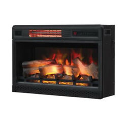 Classic Flame 26″ 3d Infrared Electric Fireplace Insert 26ii042fgl