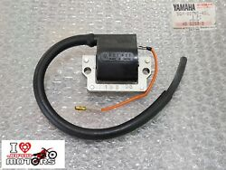 Yamaha Dt Rd60 Mx It Yz Xt Rt Ty175 New Genuine Ignition Coil 5g4-82310-40
