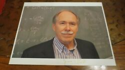 Gerardus And039t Hooft Signed Autographed Photo Nobel Prize Theoretical Physicist