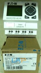 1PC For EATON MOELLER Programmable Relay EASY512-AC-RC NEW #ZMI