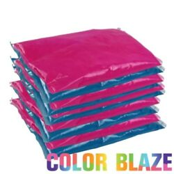 Color Blaze Gender Reveal Powder Packets - 5 Pink/ 5 Blue Baby Party Boy/girl