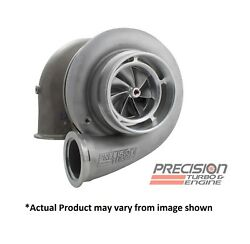 Precision Turbo Hp Cover Cea Billet 6766 Ball Bearing 1.00 V Band T4 Divided