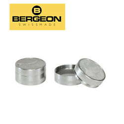 Bergeon 4734 4735 Watch Parts Cleaning Basket Screw Type Stainless Steel