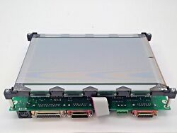 Auto-fire System Afcs Std950 Lcd Display And Video Interface Board C-born Software