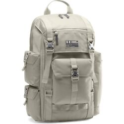 New Men's UA Under Armour Cordura Regiment Backpack - 1283433-276 Graystone
