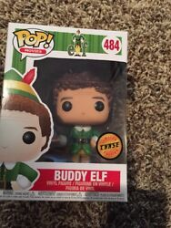 Funko Pop Movies Buddy Elf Limited Edition Chase 484