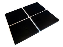 Pack Of 4 Pro-wing Pw22 Rubber Edges For Buyers 0020500, 20500 Snow Plow Blade