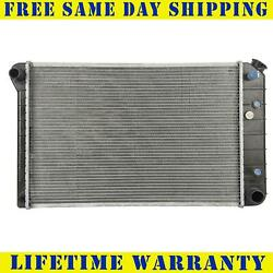 Radiator For 1970-1988 Buick Century Apollo Gmc G15 K15 V6 V8 Fast Free Shipping