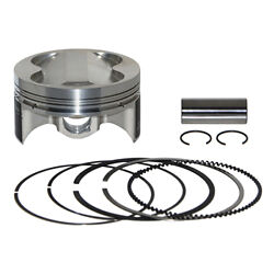 Wiseco Piston .010 With Rings Yamaha F200/f225 4 Stroke Bore Size 94.25 Mm