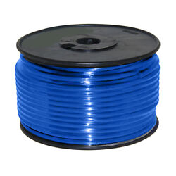 Wire 12 Awg Blue 100ft Roll Ul Fine Strand Tinned Copper
