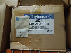 Westinghouse Tap323n 100a 3ph 4w 240v Fusible Busplug -field Installable Neutral