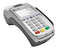 Verifone Vx520 Terminal With Matching Vx820 Set. Perfect Conditions