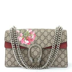 Gucci GG Dionysius Bloom Small Red Excellent Condition! Retails $2490