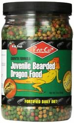 Rep-Cal SRP00813 Juvenile Bearded Dragon Pet Food 12-Ounce Hot Sale Fast Shipme