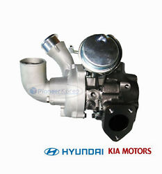Genuine Part Turbo Charger For Hyundai Grand Starex H1 / 282004a480