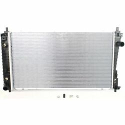 For Continental 95-02, Radiator, Factory Finish, Plastic