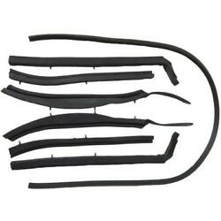Roof Rail Kit Compatible With 1962-1963 Chevrolet Chevy Ii Nova