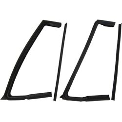 1961-1971 Dodge D And W Series Pickup Trucks Front Vent Window Seal Kit