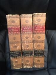 Antique Books By Irving'john Marshall . Rare Book Us History