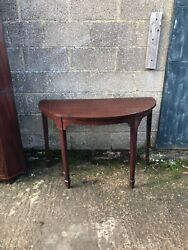 Rare Antique French WallConsole Table