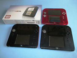 Nintendo 2ds Systems You Pick Choose Your Color Free Ship