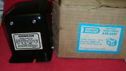 Oil Burner Ignition Transformer Dongan A 10sx27 10,000 V 22 Ma Midpoint Ground