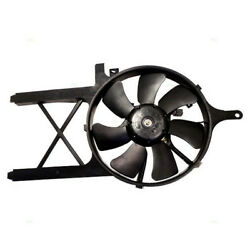 Tyc 05-07 Pathfinder 05-06 Frontier And Xterra Ac Condenser Cooling Fan Motor Assy