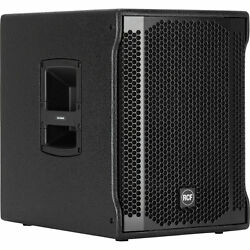 Rcf Sub 702-as Mkii Active 12 Compact Dj / Club Subwoofer 1400w Amplified Sub.