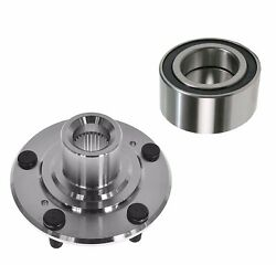Front Wheel Hub And Bearing Kit Fits Toyota Celica Replaces Oem W0133-1746123