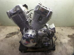 2006 Honda Shadow Vt750 C Complete Engine Compression Tested 29,816 Miles