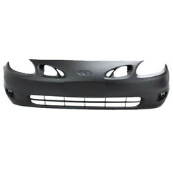 CAPA 98-02 Escort ZX2 Coupe Front Bumper Cover Assy Primed FO1000410 F8CZ17757AA