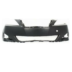 Capa 06-08 Is-250/350 Front Bumper Cover Wo Pre-collision System Lx1000163
