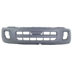 Capa For 01 02 03 Rav4 Front Bumper Cover Textured Gray To1000247 5211942301-pfm
