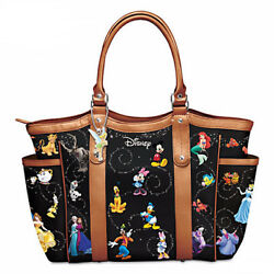 Carry The Magic Designer-Style Tote Hand Shoulder Bag Purse