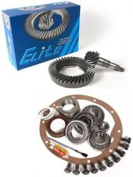 1955-1964 Chevy Gm 8.2 55p 3.36 Ring And Pinion Elite Master Install Gear Pkg