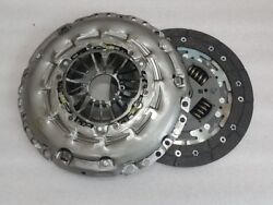 Disc And Clutch Cover Assy 4120024420 + Dual Mass Flywheel Kit 232002f05yfff