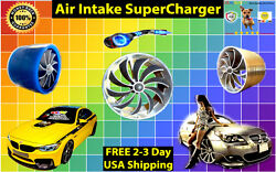 Honda Turbo Air Intake Mugen Supercharger Fan Type-r Si Fit For The Best Quality