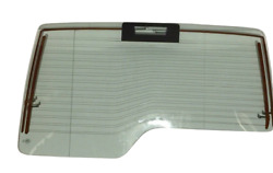 1994-1999 Land Rover Discovery 4 Door Utility Rear Back Window Glass Heated