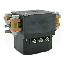 New Winch Relay Contactor Solenoid 12v 500a 12000lb Max Atv For Truck 4x4 4wd