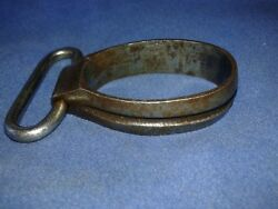 M24 M47 Mauser Part, Lower Band -wide 1/2 Inch
