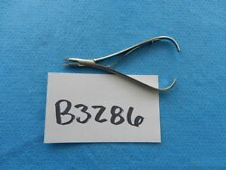 Osteomed Surgical Orthopedic 5-1/2in 14cm Forceps 220-0026