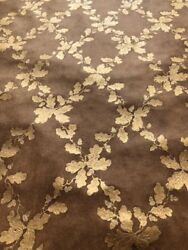 Twigs Hand Dyed Custom Wallpaper 7 Double Rolls Imprime Du Soleil Collection