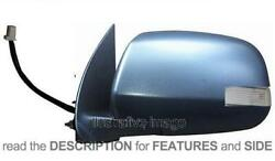 Side Mirror Toyota Hi-lux Pick-up 2011 Electric Indicator Left