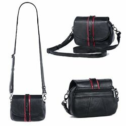 Small Cross Body Purse For Women Genuine Leather Shoulder Bag Girls Cell Phone