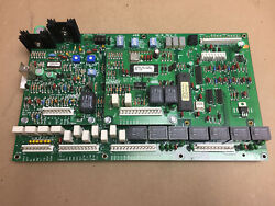 Board Lennox Commercial Control Board M1-6 Rev A And A57 C1-3 Rev A