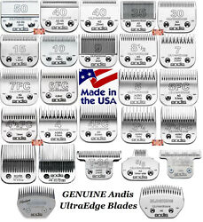 Genuine Andis Pro Ultra Edge Bladefit Agcoster A5 A6wahl Km2 Km5 Km10 Clipper