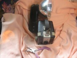 Have 5 Antique Cameras Including A Wooden Box, Please Make Me An Offer As I Have