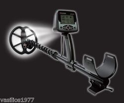 New Detech Chaser Pro Pack Gold And Metal Detector With 2 Coils